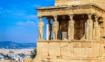 What does Caryatid mean and What do the Caryatids Represent?