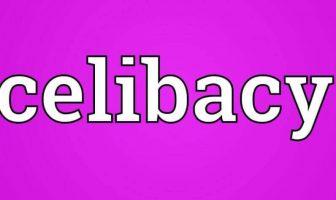 Use Celibacy in a Sentence