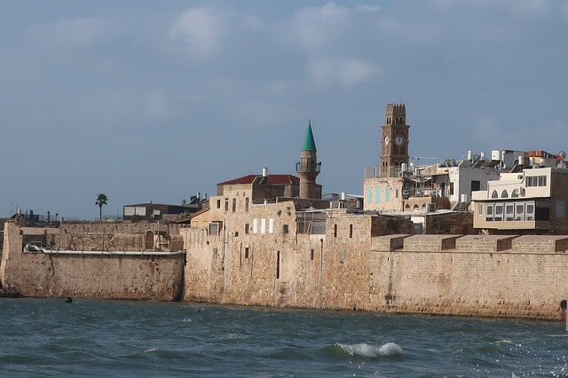 Where is Acre (Historic City) - History of Acre