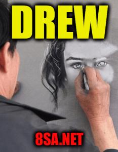 Drew in a Sentence