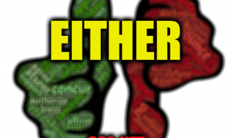 "Use Either in a Sentence - How to use ""Either"" in a sentence"