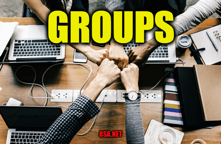 Groups in a Sentence