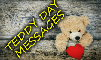 Happy Teddy Day Messages: Teddy Bear Quotes, Wishes