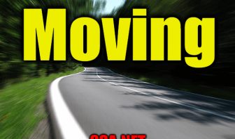 Moving - Sentence for Moving - Use Moving in a Sentence