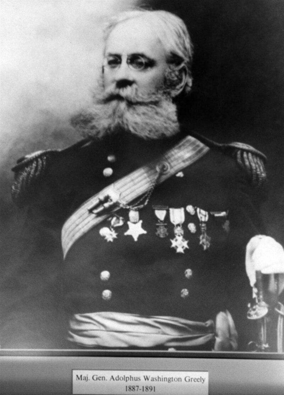 Adolphus Washington Greely Biography - American Explorer