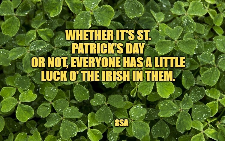 Inspirational St. Patrick's Day Parade Wishes and Messages