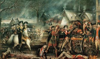 Battle of Trenton Summary - What are the reasons, causes and results of Battle Of Trenton?