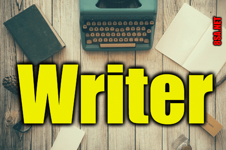 Writer - Sentence for Writer - Use Writer in a Sentence