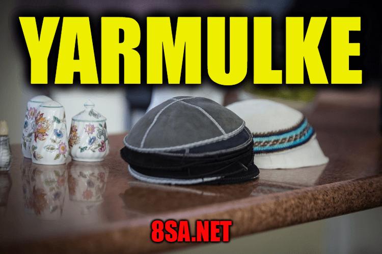 Yarmulke in a Sentence