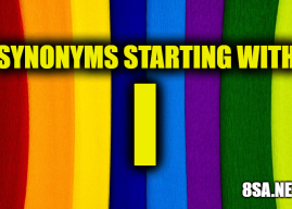 Synonyms starting with I – Synonyms For Words Starting With I
