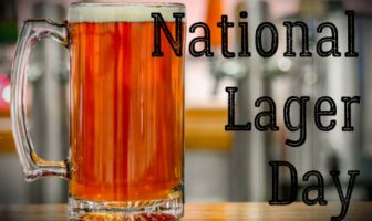 What is National Lager Day and Activities