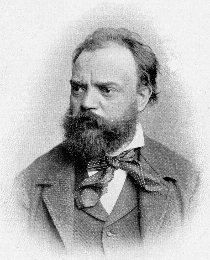 Antonín Dvořák (Bohemian Composer) Biography and Works