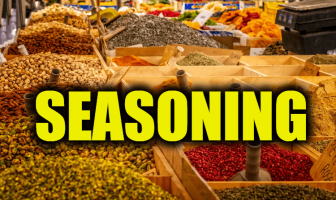 "Use Seasoning in a Sentence - How to use ""Seasoning"" in a sentence"