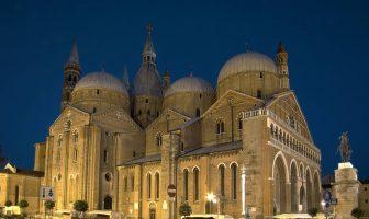 Sant'Antonio Basilica, Padua, Veneto, Italy.