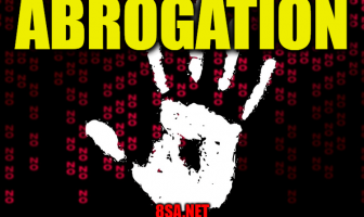 Abrogation in a Sentence