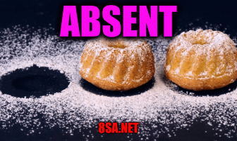 Absent in A Sentence