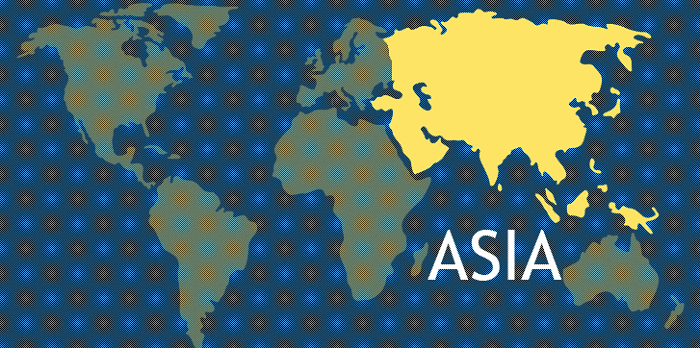 10 Characteristics of Asia - Geographical Features of Asia Continent