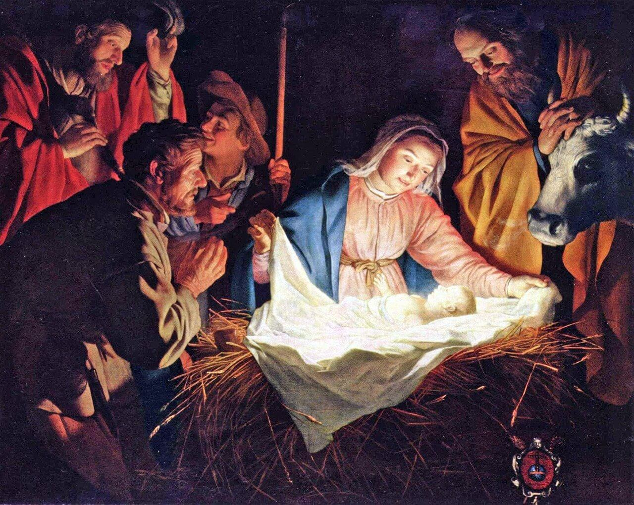 Was Jesus born on December 25? (The answer that the Bible gives)