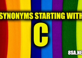 Synonyms starting with C – Synonyms For Words Starting With C
