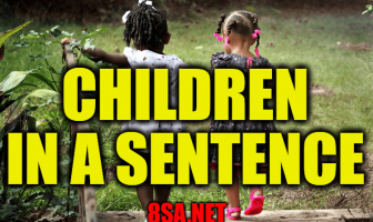 Children in a Sentence