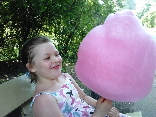 What is National Cotton Candy Day (December 7) and Activities