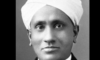 C. V. Raman (Chandrasekhara Venkata Raman)