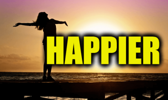 """Use Happier in a Sentence - How to use """"Happier"""" in a sentence"""