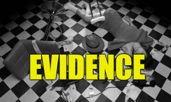 "Use Evidence in a Sentence - How to use ""Evidence"" in a sentence"