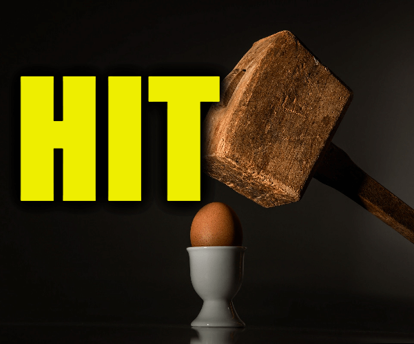 """Idioms With """"Hit"""" and Meanings"""