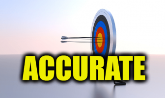 "Use Accurate in a Sentence - How to use ""Accurate"" in a sentence"