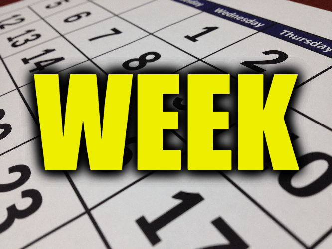 """Use Week in a Sentence - How to use """"Week"""" in a sentence"""