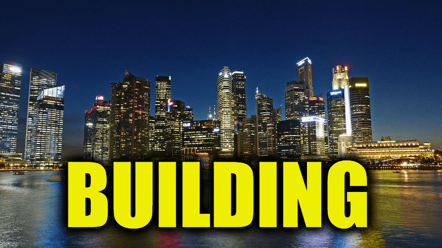 """Use Building in a Sentence - How to use """"Building"""" in a sentence"""