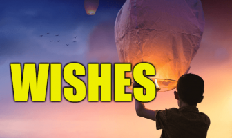 "Use Wishes in a Sentence - How to use ""Wishes"" in a sentence"