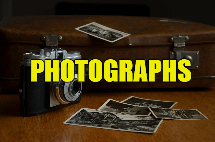 "Use Photographs in a Sentence - How to use ""Photographs"" in a sentence"