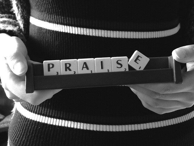 """Use Praises in a Sentence - How to use """"Praises"""" in a sentence"""