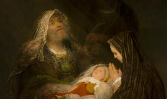 The History behind Jesus going to the Temple, Anna and Simeon in the Christmas Story
