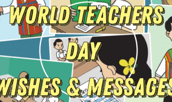 World Teachers Day Wishes, Messages and Quotes