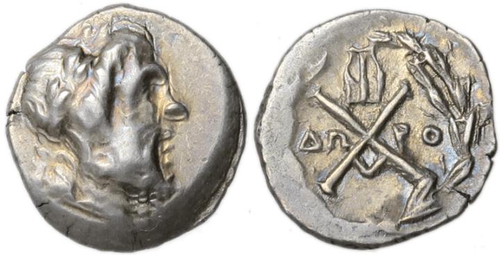 Achaea and Rome