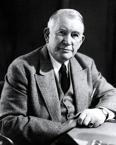 Alben William Barkley Biography - American Political Leader