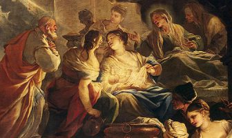 The History behind an Elizabeth and Zechariah in the Christmas Story