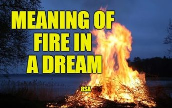 Meaning of Dreams About Fire