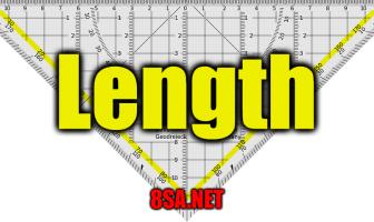 Length - Sentence for Length - Use Length in a Sentence
