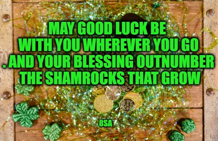 Happy St. Patrick's Day Messages, Wishes and Quotes Blessings