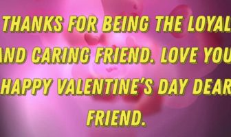 Valentine Messages for Friends and Family