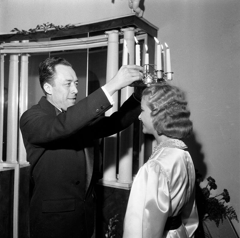 Albert Camus Biography - French Novelist, Dramatist, Essayist and Journalist