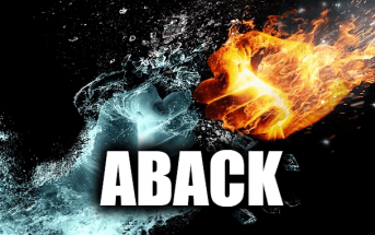 """Use Aback in a Sentence - How to use """"Aback"""" in a sentence"""