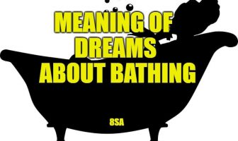 Meaning of Dreams About Bathing