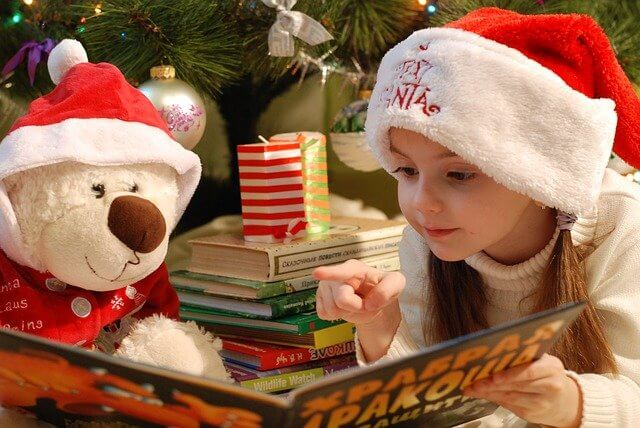 Christmas Story for Children - Who is Santa Claus?