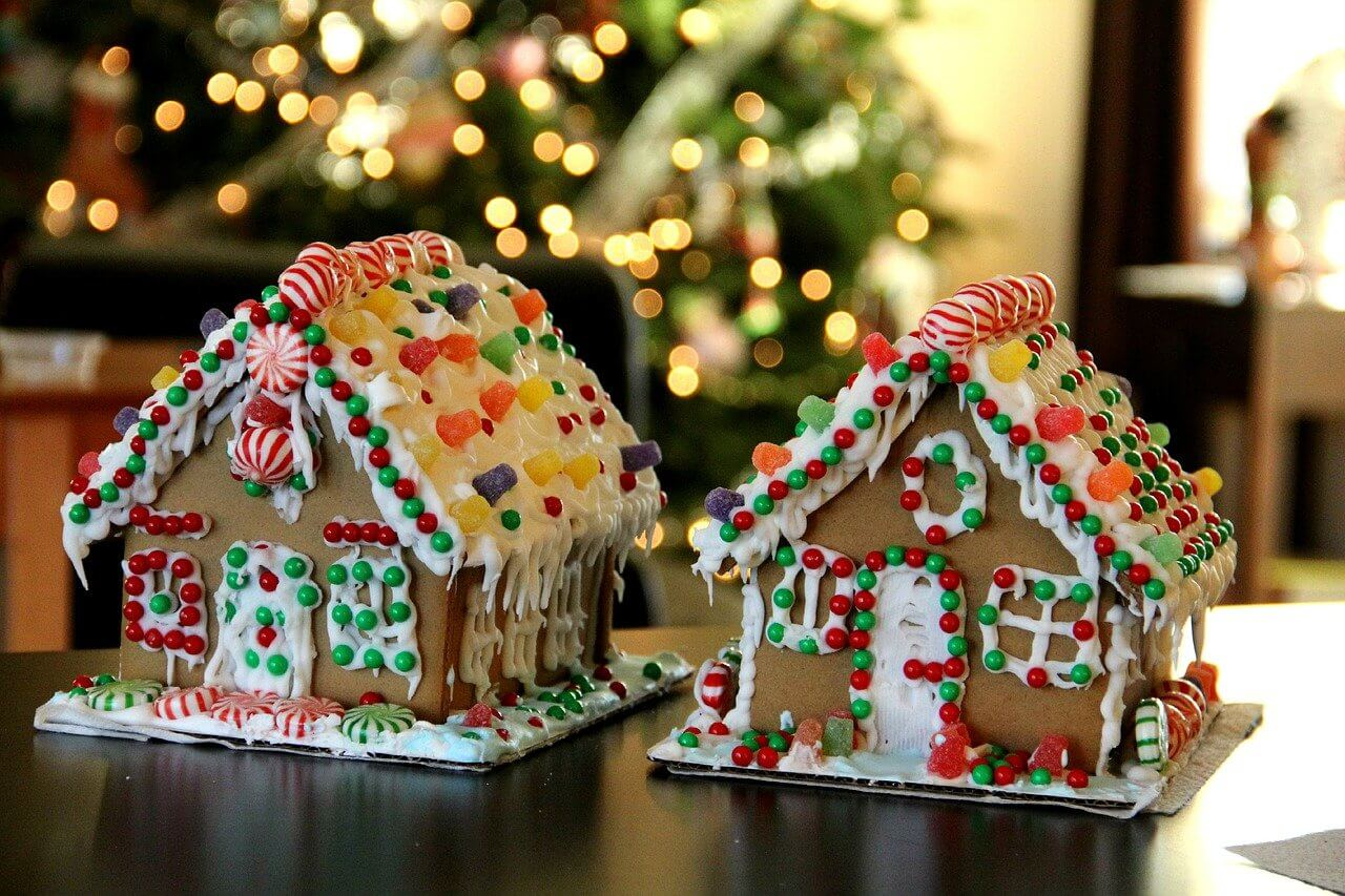 What is Gingerbread House Day and Activities