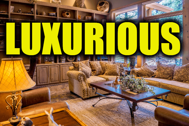 """Use Luxurious in a Sentence - How to use """"Luxurious"""" in a sentence"""